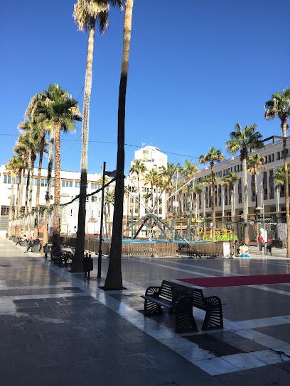 Plaza Mayor of El Ejido