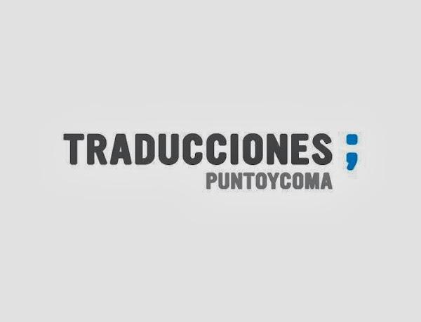 Traducciones Puntoycoma