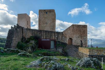Cosmolarium. Castillo de Hornos de Segura.