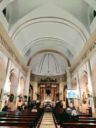Église de San Pedro de Alcántara