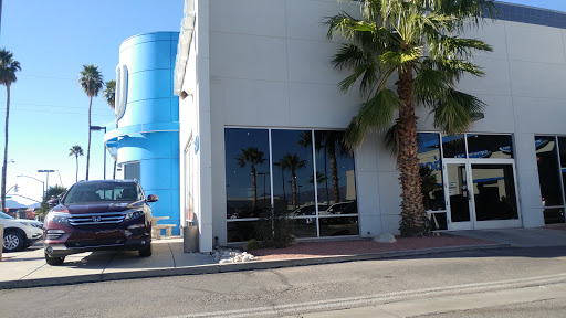 Honda Dealer «AutoNation Honda Tucson Auto Mall», reviews and photos, 810 W Wetmore Rd, Tucson, AZ 85705, USA