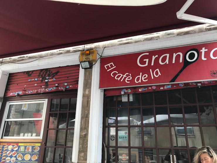 El Cafè de la Granota Carrer de Pere Pau, 24, 08032 Barcelona