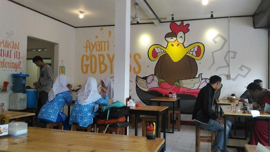 Ayam Gobyoss