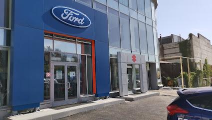 Автосалон Автомир, официальный сервис Ford