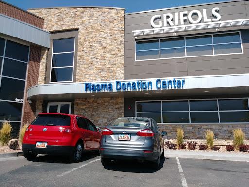 Grifols, 1188 Sage Dr, Cedar City, UT 84720, USA, Blood Donation Center