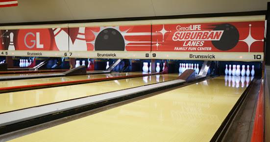 GreatLIFE Suburban Lanes Family Fun Center