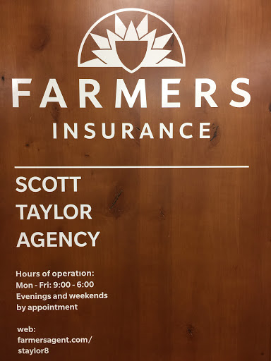 Insurance Agency «Farmers Insurance - Scott Whitey Taylor», reviews and photos