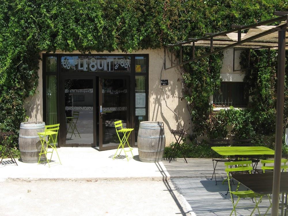 photo du resaurant Le 8uit - Café Ludique