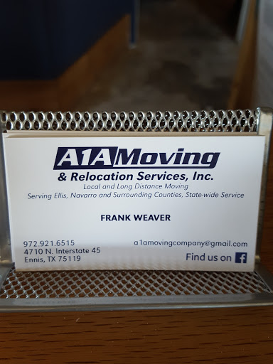 Mover «A1A Affordable Moving», reviews and photos
