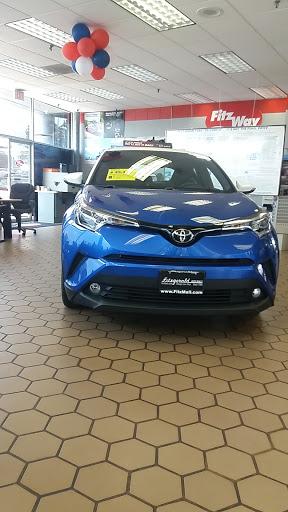 Photos. Toyota Dealer «Fitzgerald Toyota Gaithersburg» ...