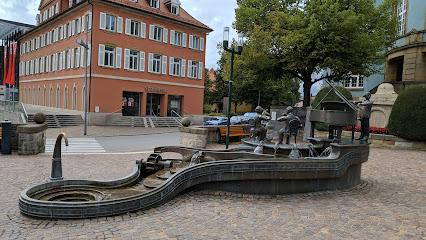 Musikantenbrunnen