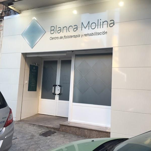 Centro de fisioterapia y rehabilitación - Blanca Molina