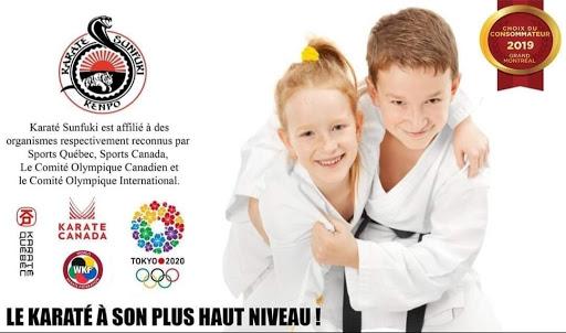 Martial Arts Karaté Sunfuki Sainte-Anne-Des-Plaines in Sainte-Anne-des-Plaines (Quebec) | CanaGuide