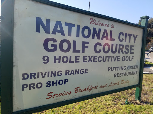 Public Golf Course «National City Golf Course», reviews and photos, 1439 Sweetwater Rd, National City, CA 91950, USA