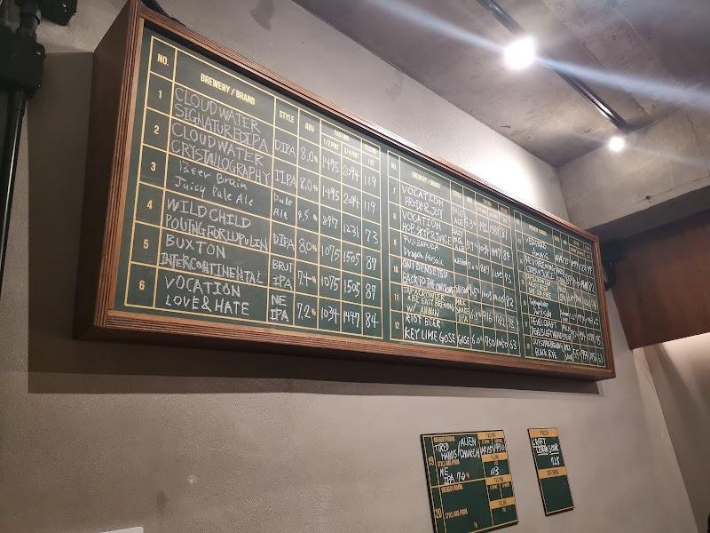 クラフトビール量り売りTAP&CROWLER 東京渋谷店
