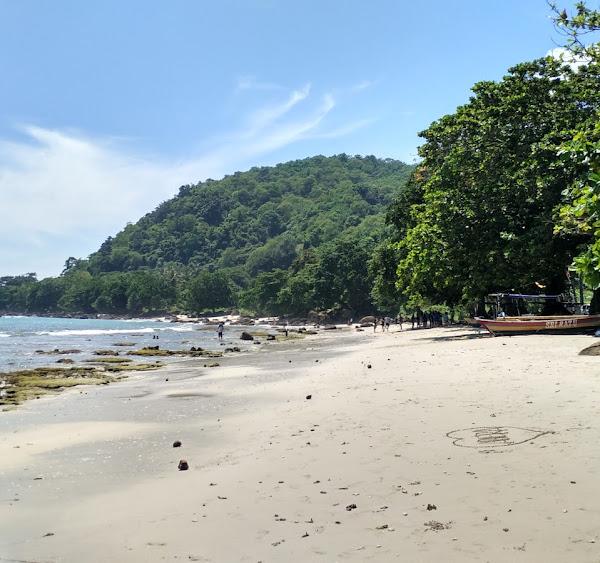 Pantai Batu Hideung Pandeglang Banten