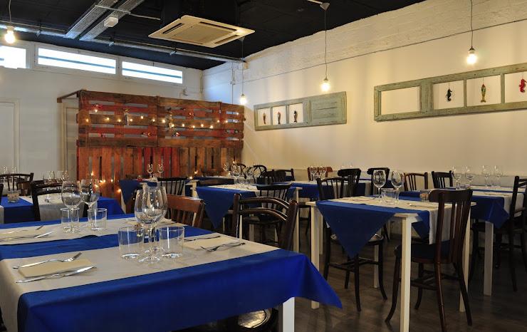 Restaurant El Peix Grillat Carrer de la Indústria, 56, 08370 Calella, Barcelona