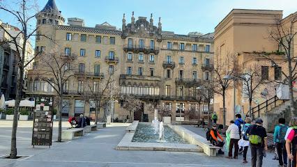 Plaça Sant Domènec