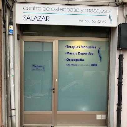 imagen de masajista Centro De Osteopatia Y Masajes Salazar