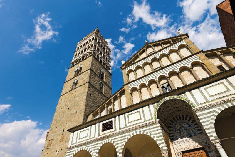 Polo monumentale Tesoro di San Jacopo - Battistero, Campanile, Altare Argenteo della Cattedrale di Pistoia