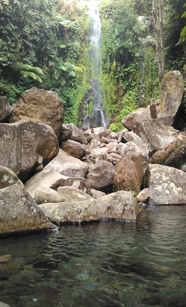Suwono Waterfall