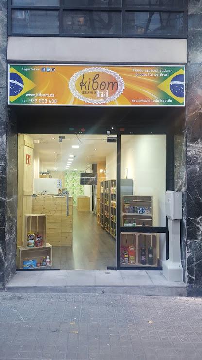 Kibom Carrer d'Aribau, 308, 08006 Barcelona