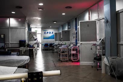 imagen de masajista Centro Profesional de Recuperación Funcional