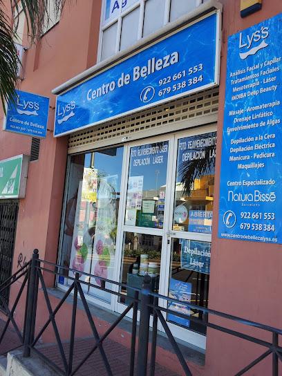 Centro de Belleza Lyss INDIBA Deep Beauty en San Cristóbal de La Laguna