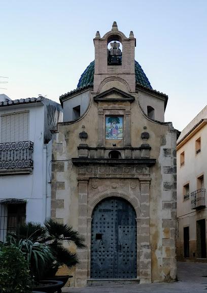 Ermita de la Divina Pastora de Teulada