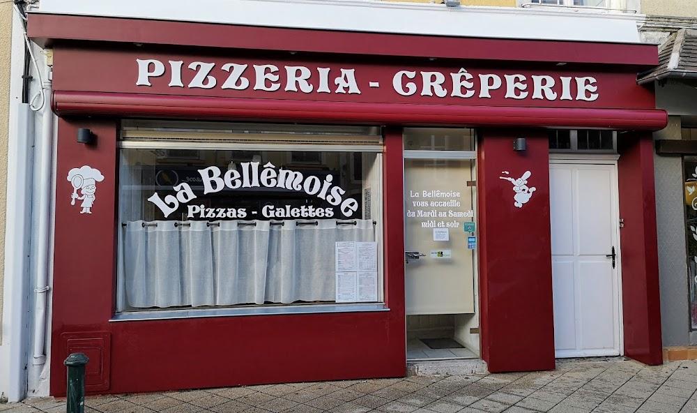 photo du resaurant LA BELLÊMOISE Pizza Crêpe