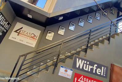 Wurfel Kuche Awarded Best Modular Kitchen and Wardrobe BrandBhubaneswar