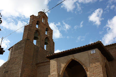 Church of Santa María del Castillo, Cuenca de Campos