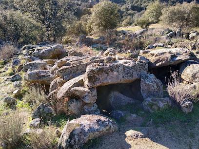Dolmen de San Martín de Montalbán
