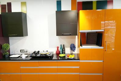 Kitchen Crafts Godrej Interio Modular Kitchen AligarhSambhal