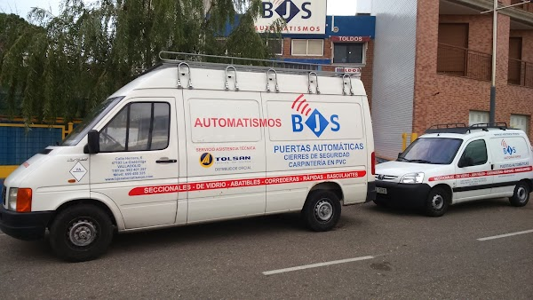 Bjs Automatismos Valladolid