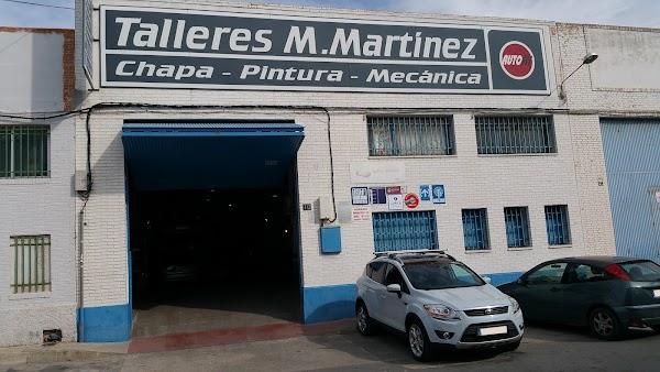 Talleres Martinez Malaga
