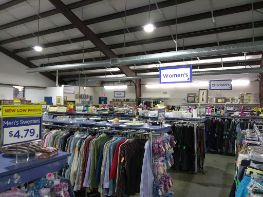 Goodwill Retail Store, Career Training Center, & Donation Center, 2520 W 23rd St, Panama City, FL 32405, Thrift Store