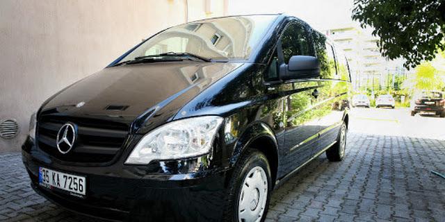 İzmir Havalimanı Oto Kiralama - İnce Vi̇p Rent A Car