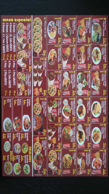 Telepizza Carretera de Barcelona, 126, 08291 Ripollet, Barcelona