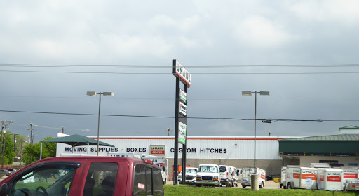 Truck Rental Agency «U-Haul Moving & Storage of Rundberg», reviews and photos