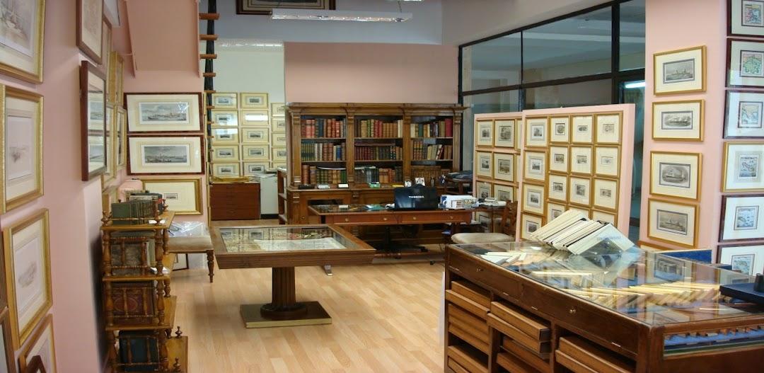 Antique Books Prints Maps