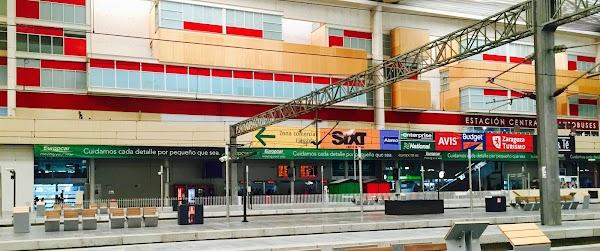 Europcar Zaragoza Estación De Tren