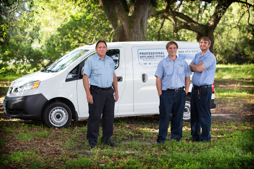 Pro Appliance Repair in New Orleans, Louisiana