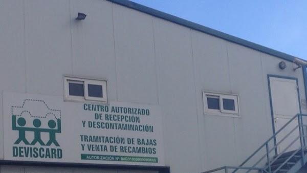 Autodesguace Deviscard Mallorca