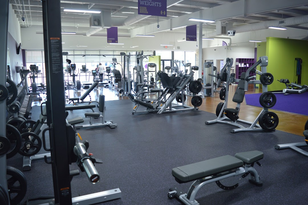 Anytime Fitness In The City Russellville