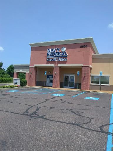 Navy Federal Credit Union, 5600 Navy Rd, Millington, TN 38053, Credit Union