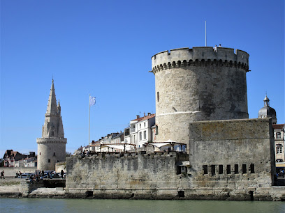 The Chain Tower of La Rochelle