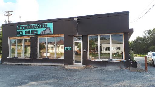 Brasserie Microbrasserie des Haldes à Thetford Mines (QC) | CanaGuide