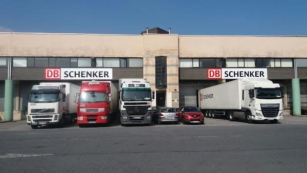 DB Schenker Bilbao