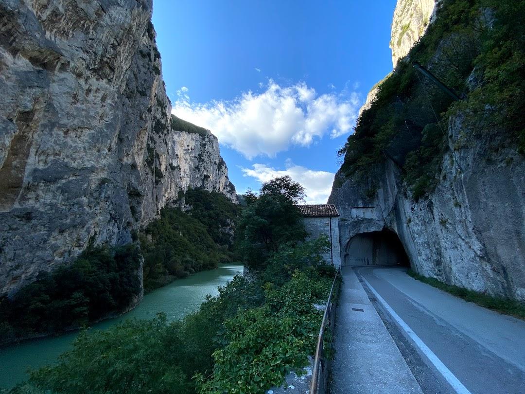 Furlo Gorge Tunnel